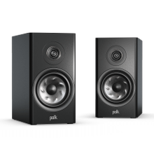 BOOKSHELF SPEAKER in Black