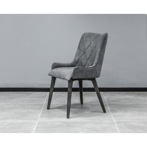 Alana Midnight Upholstered Dining Chair - Set of 2
