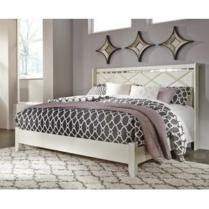 Gallery - Dreamur King Panel Footboard With Rails