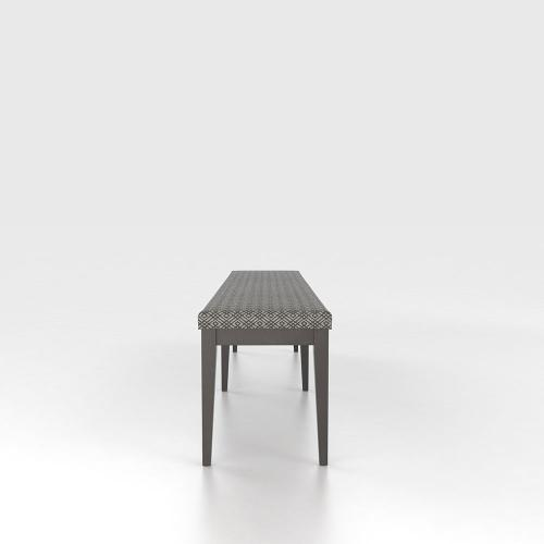 Canadel - Upholstered seat bench