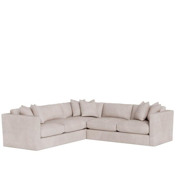 See Details - Ally Sectional - Special Order