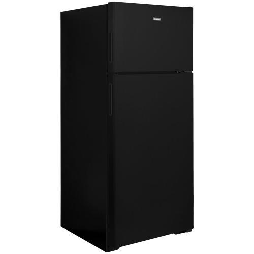 Hotpoint - Hotpoint® 17.5 Cu. Ft. Recessed Handle Top-Freezer Refrigerator