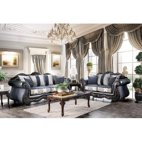 Furniture of America - Amadeo Love Seat