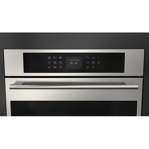 "24"" Multifunction Self-cleaning Oven"