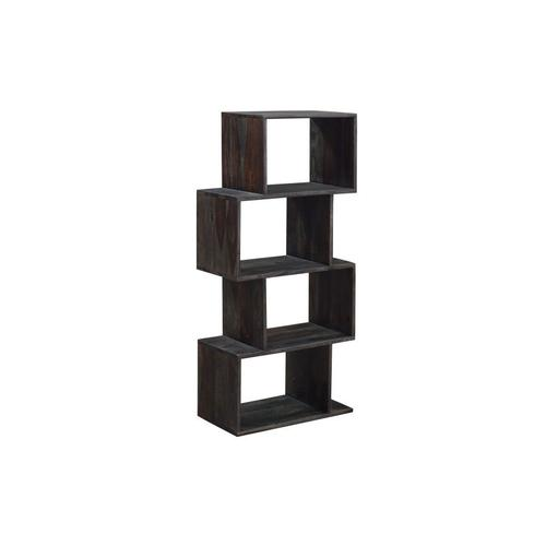 Fall River Obsidian 4 Tier Bookcase, HC4879S01