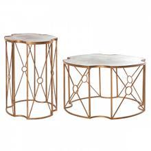 Marlene Coffee and Side Table