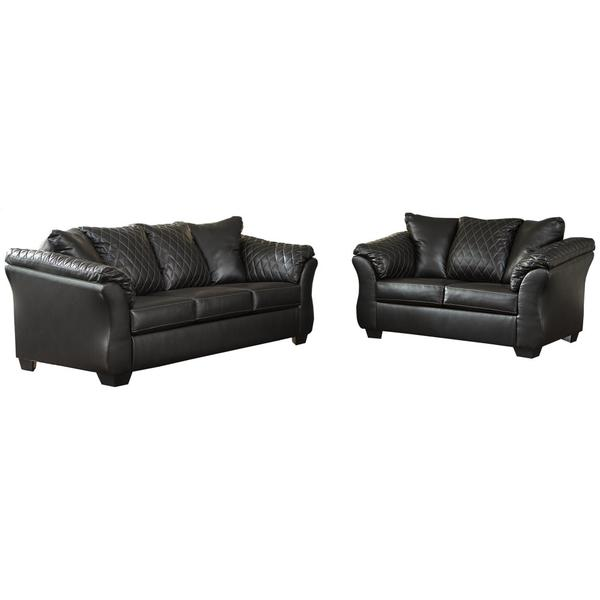 See Details - Sofa and Loveseat