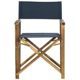 Laguna Director Chair - Natural / Navy