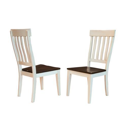 A America - Slatback Side Chair