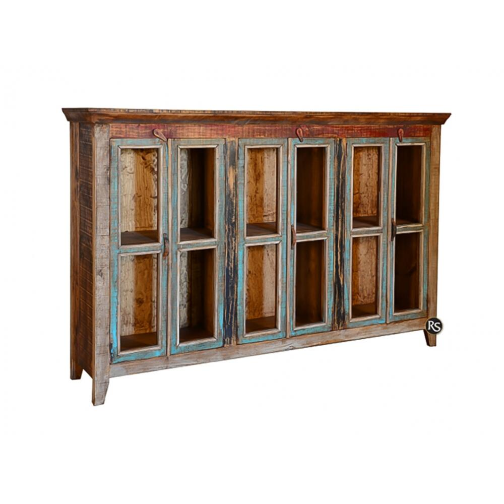 "Cabana 72"" Curio Cabinet"