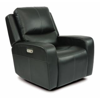 See Details - Aiden Power Gliding Recliner with Power Headrest