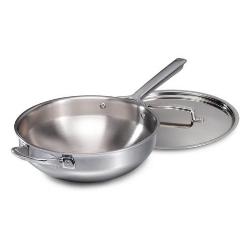 5 Quart Chef Pan with Lid - 5 Quart Chef Pan with Lid