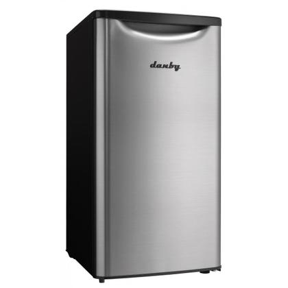 See Details - Danby 3.3 cu. ft. Contemporary Classic Compact Refrigerator