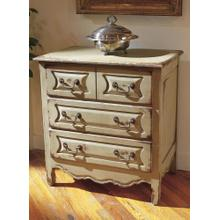 French Cottage Three Drawer Chest