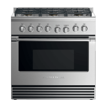 "36"" Gas Pro Range with 6 Burners  **Limited Stock Floor Models**"