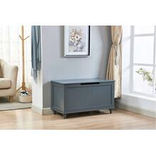 6610 Solid Color Storage Bench