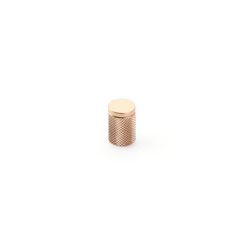 MODO, Knob, 16 mm, Polished Rose Gold Finish