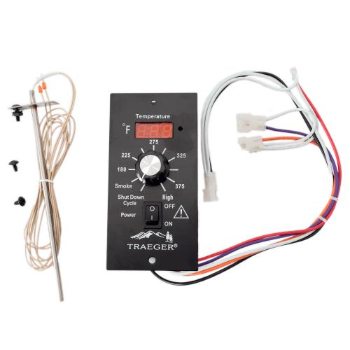 Traeger Grills - Traeger Elite Digital Controller: COM200