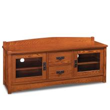 """See Details - Grant TV Console, 61""""w x 18 """"d x 24""""h"""
