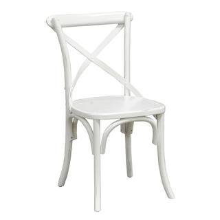 See Details - Amara Dining Chair White