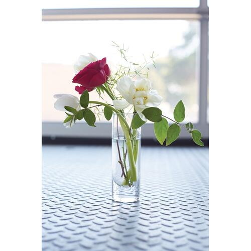 2'' x 6'' Fat Cylinder Glass Vase