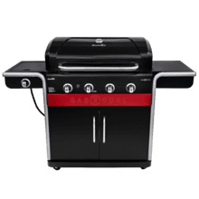 Gas2Coal 4 Burner Hybrid Grill