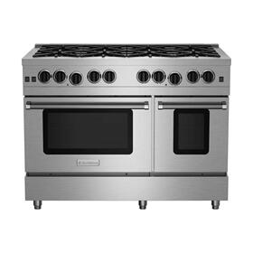 "48"" Culinary Series (RCS) Sealed Burner Range"