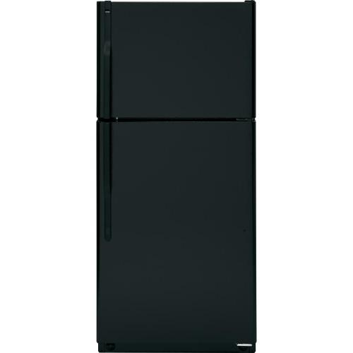 Hotpoint - REFUBISHED Hotpoint® 16.6 Cu. Ft. Top-Freezer Refrigerator.  (This is a Stock Photo, actual unit (s) appearance may contain cosmetic blemishes.  Please call store if you would like actual pictures).  This unit carries our 6 month warranty, MANUFACTURER WARRANTY and REBATE NOT VALID with this item. ISI 42172