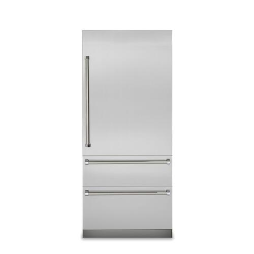"36"" Fully Integrated Bottom-Freezer Refrigerator - VBI7360W"
