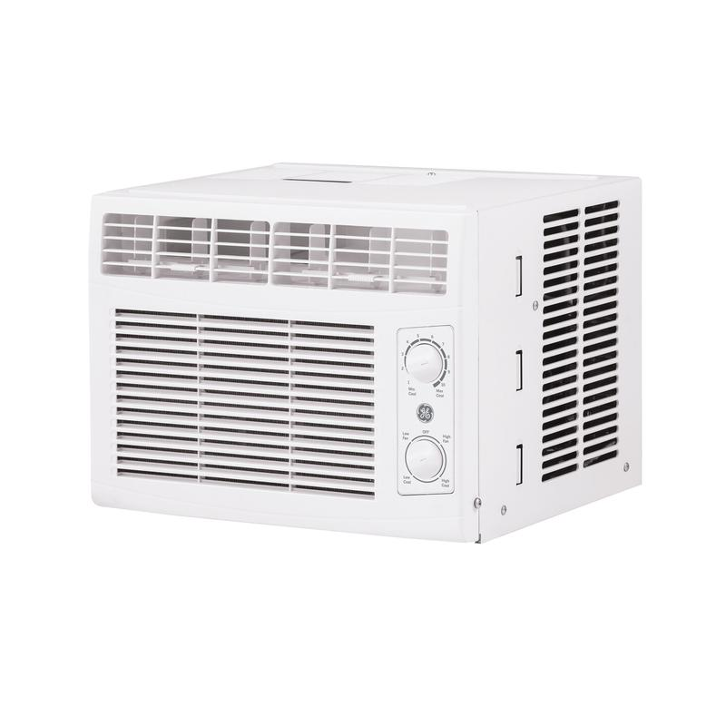 GE® 5,050 BTU Mechanical Window Air Conditioner for Small Rooms up to 150 sq. ft.