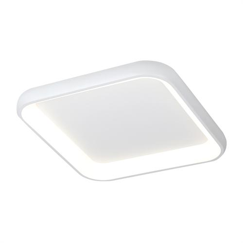 "Polaris 25"" Square LED Flush-Mount"