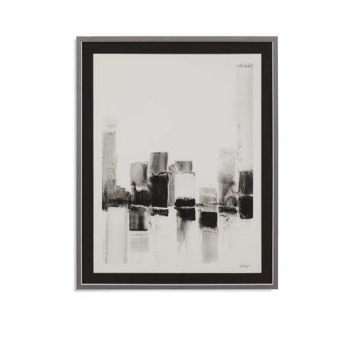 Gallery - Reflected City I