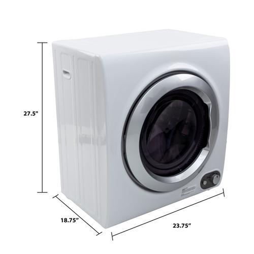 Avanti - 2.6 cu. ft. Compact Clothes Dryer