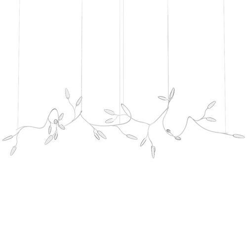 Sonneman - A Way of Light - Vines LED Pendant [Size=Large, Color/Finish=Satin White]