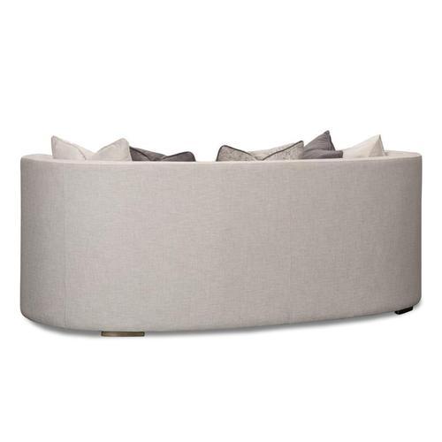 Magnussen Home - Ivory Loveseat