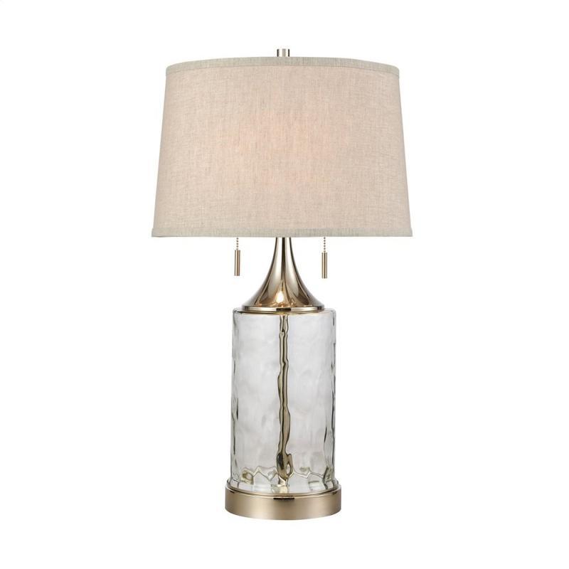 Tribeca 2-light Table Lamp