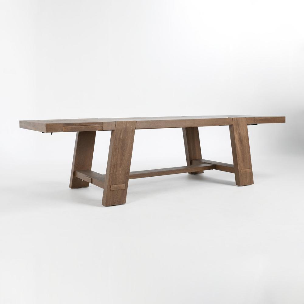 See Details - Santa Barbara 112\u0022 Extension Dining Table