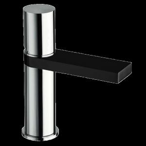 Otella Lav Faucet Chrome/Black Product Image