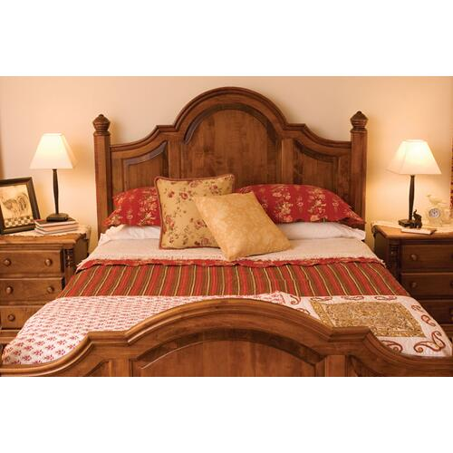 Savannah Panel Bed, Full