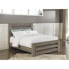 Ashley Queen Poster Bed