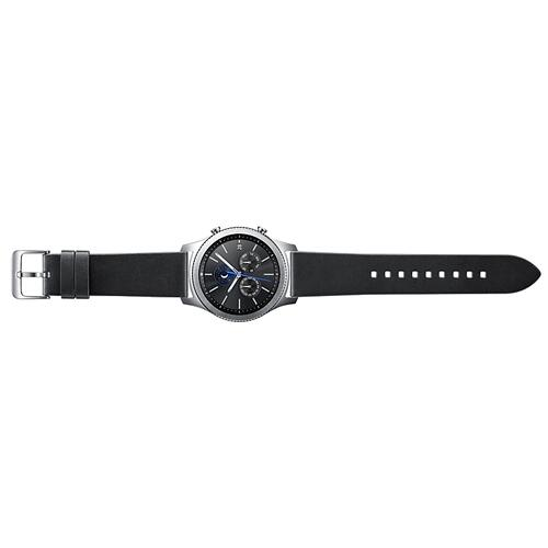 Samsung - Gear S3 Classic Leather Band - Black