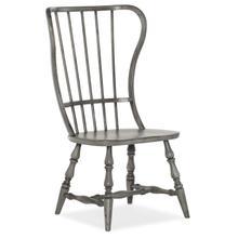 Ciao Bella Spindle Back Side Chair - 2 per carton/price ea