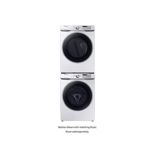 4.5 cu. ft. Front Load Washer with Super Speed in White