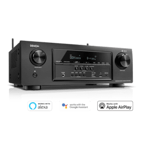 7.2 Channel Full 4K Ultra HD Network AV Receiver with HEOS