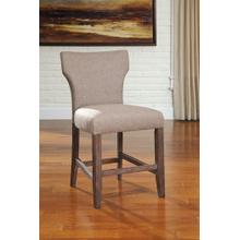 Upholstered Barstool (2/CN) Glosco Collection Ashley at Aztec Distribution Center Houston Texas