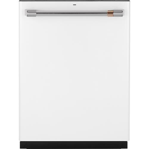 Cafe - Café™ Stainless Interior Built-In Dishwasher with Hidden Controls