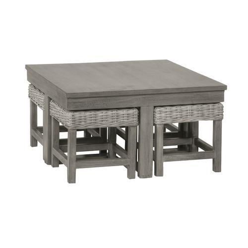 752 Hassock Table 1