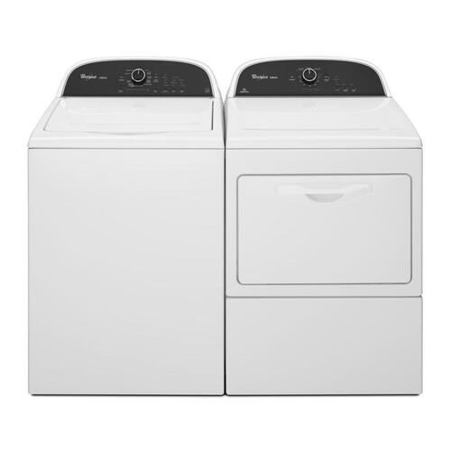 Whirlpool - Cabrio® 3.8 cu. ft. HE Top Load Washer with Precision Dispense