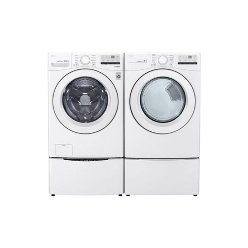 7.4 cu. ft. Ultra Large Capacity Gas Dryer