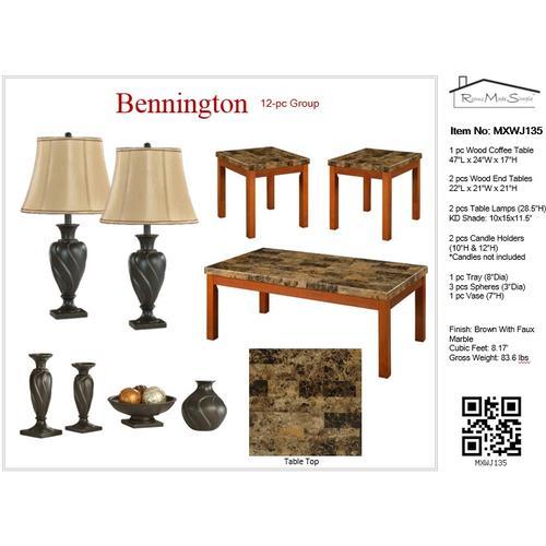 Product Image - Bennington